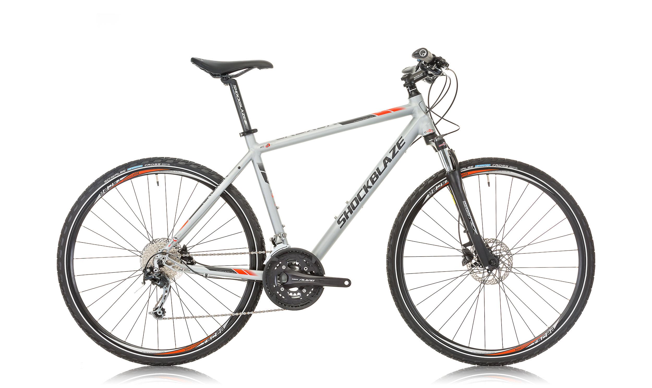 Bike Shockblaze CROXER MAN DEORE/ALIVIO OFFROAD Man